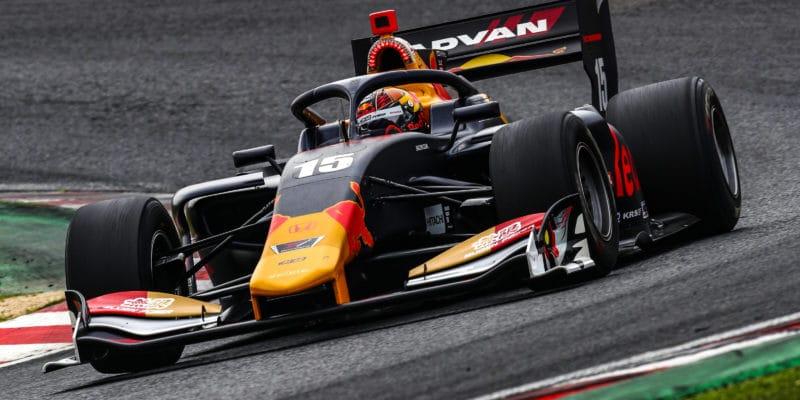 Dan Ticktum již není juniorem Red Bullu