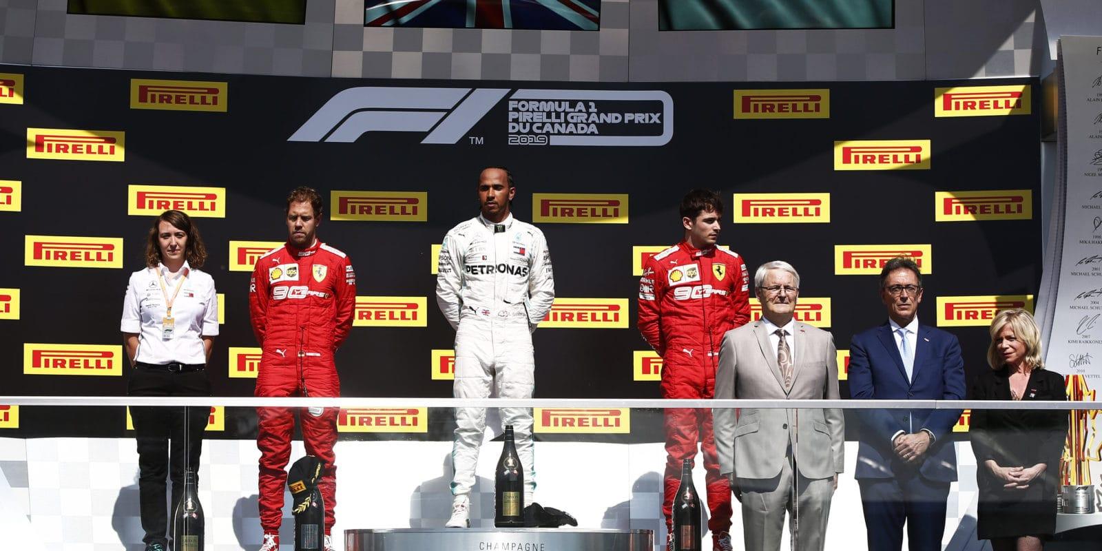 Názor: Vettelův trest formálně správný, ale zbytečný