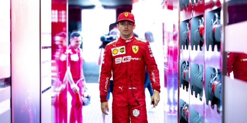 Kvalifikaci v Rakousku vyhrál Leclerc, Vettel až devátý