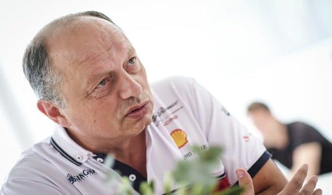 Vasseur věří, že Alfa najde závodní tempo