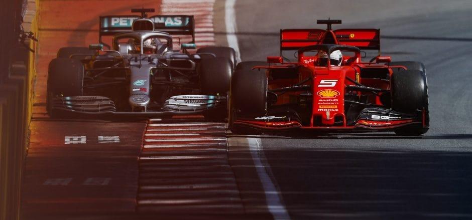 Mercedes pochyboval, že Lewis Hamilton dokončí závod