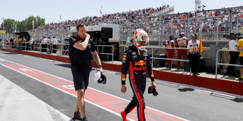 Verstappen obhajuje strategický krok týmu