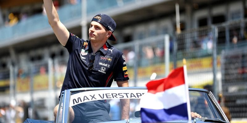 Verstappen chce závodit sesvým otcem vLe Mans