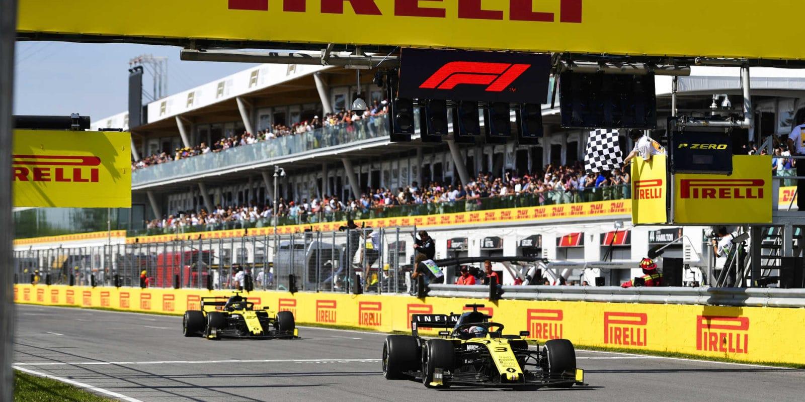 Abiteboul: F1 potřebuje pracovat s týmy na tratích