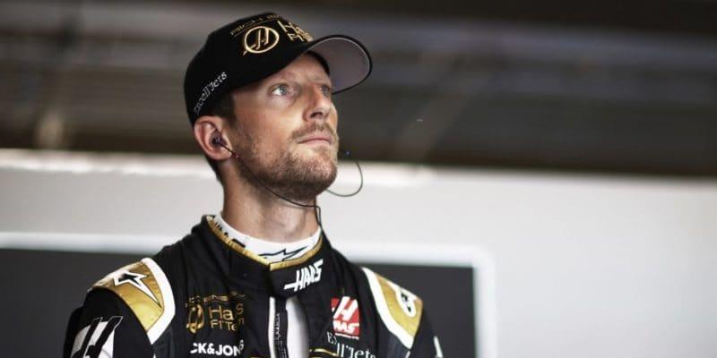 Romain Grosjean odhalil zbarvení helmy pro GP Francie