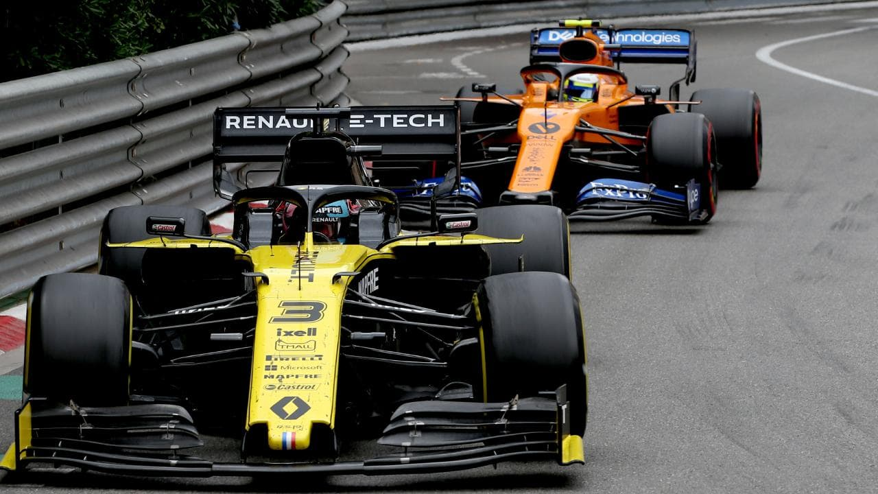 Abiteboul: Jsme stejně rychlí jako McLaren