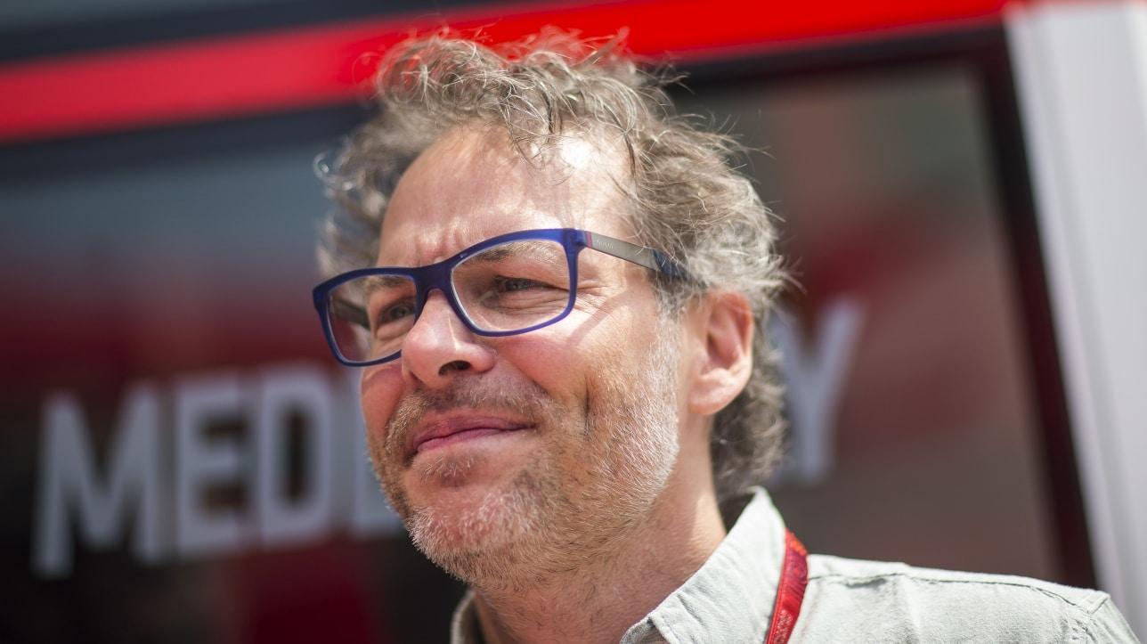 S NASCARy dorazí do Mostu také Villeneuve