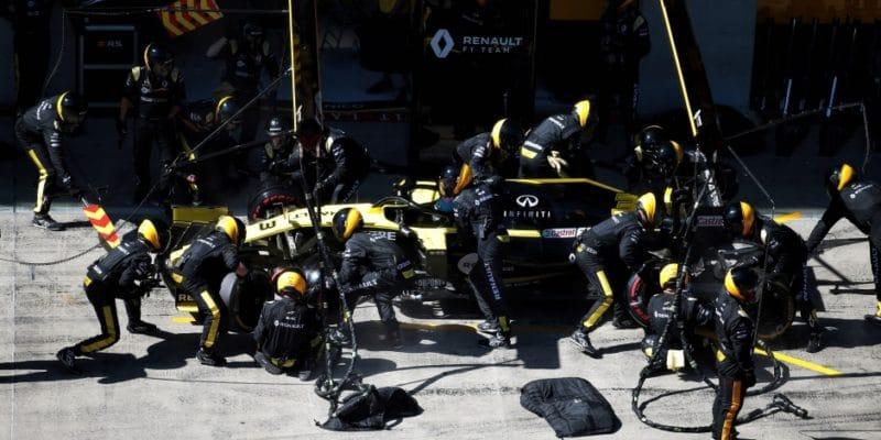 Renault byl přivýběru pneumatik agresivní