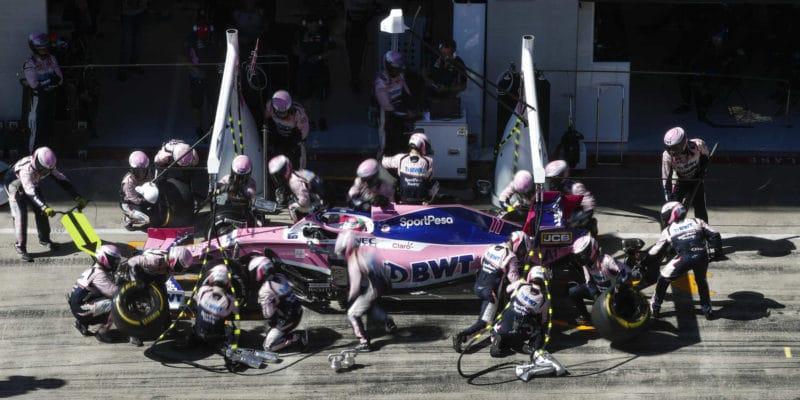 Boj okaždý bod: Racing Point nasadí důležitá vylepšení