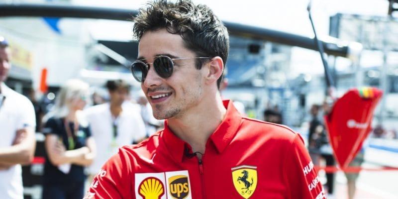 Leclerc by rád řídil Ferrari Le Mans speciál
