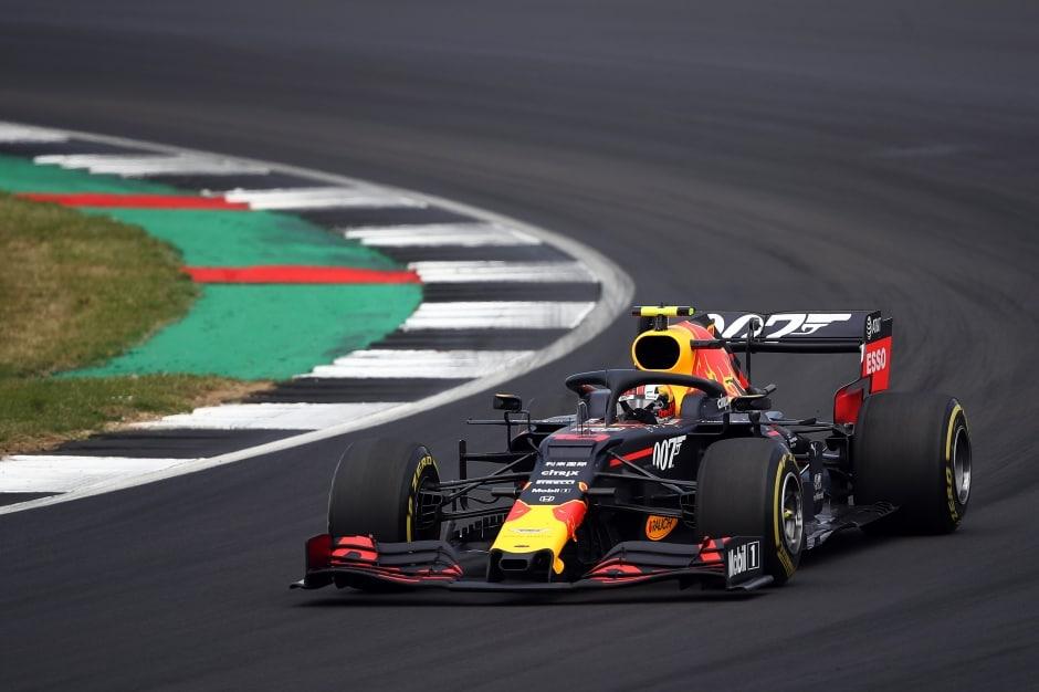 """Red Bull: Gasly jel """"jako jiný jezdec"""""""
