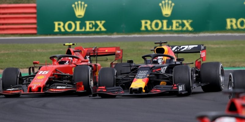Ferrari musí reagovat nanovou hrozbu vpodobě Red Bullu