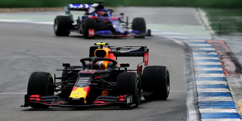 Villeneuve: Red Bull nemá za Gaslyho náhradu, Kvjata nebrat