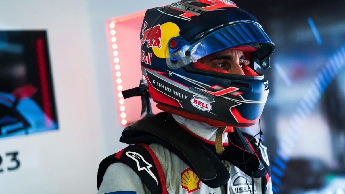Sébastien Buemi havaroval při testech pneumatik Pirelli