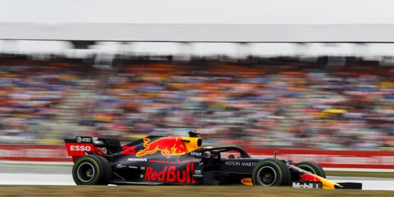 Horner se nebojí o Verstappenovu budoucnost v týmu