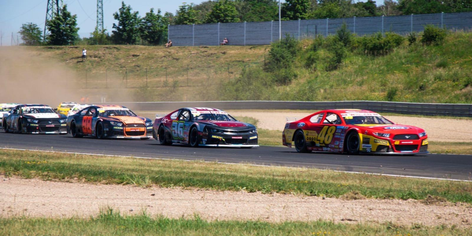 V americkém tempu vMostě / F1 byla ogladiátorech aměnění motoru pokaždém závodě, říká Villeneuve
