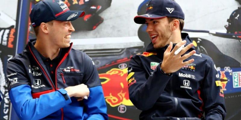 Tost: Kvjat může do Red Bullu, Gasly si ale zaslouží čas