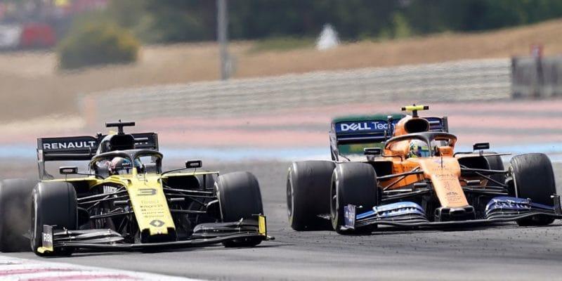 Ricciardo: McLaren má balíček, který potřebujeme