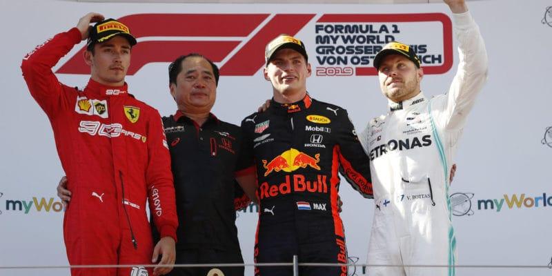 Honda sezajímá oFormuli E, prioritou ale zůstává F1