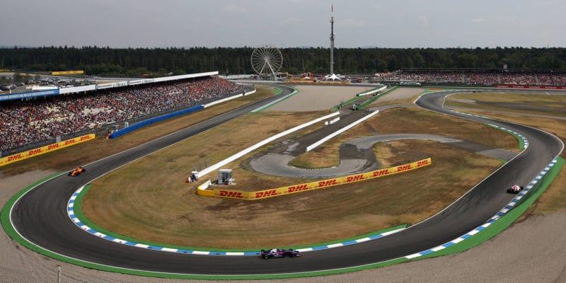 Vettel: Nesmíme ztrácet tradiční tratě, bylo by to hloupé