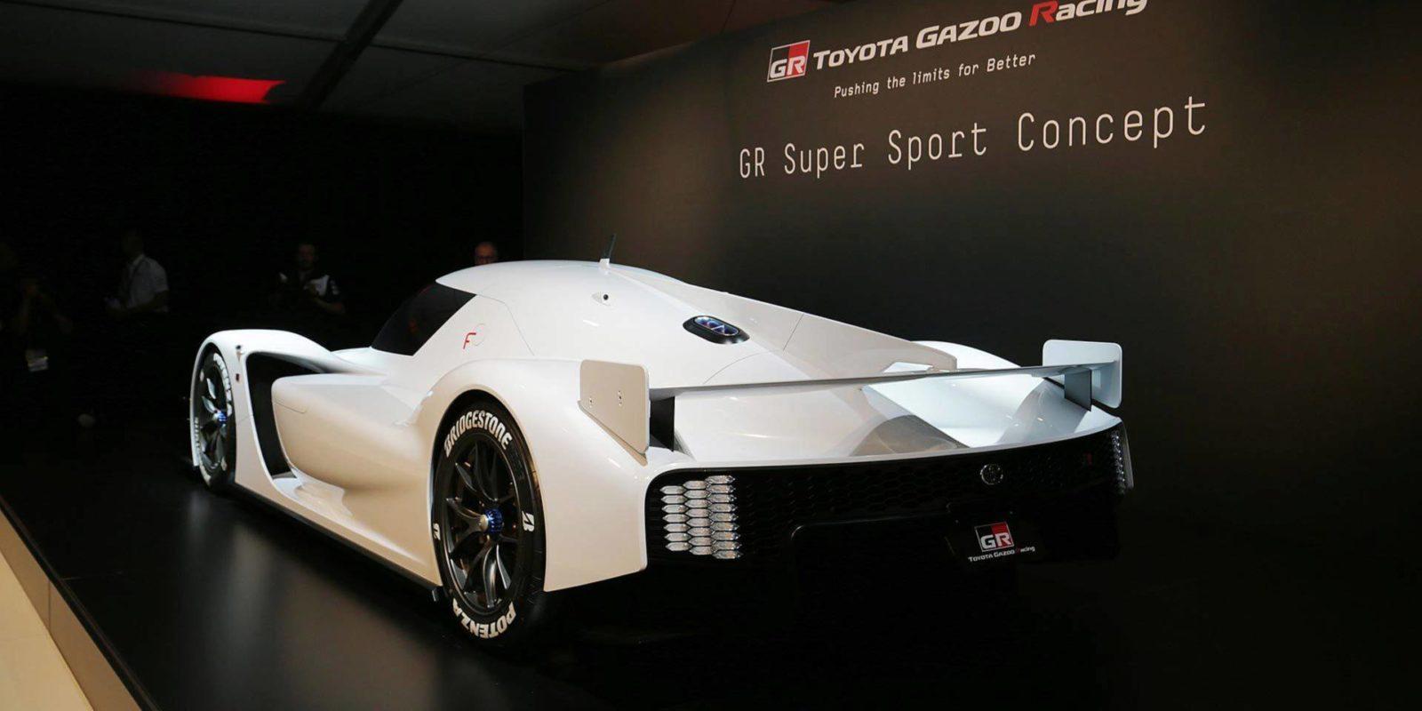 Toyota chce v červnu testovat vůz pro sezónu 2020/21