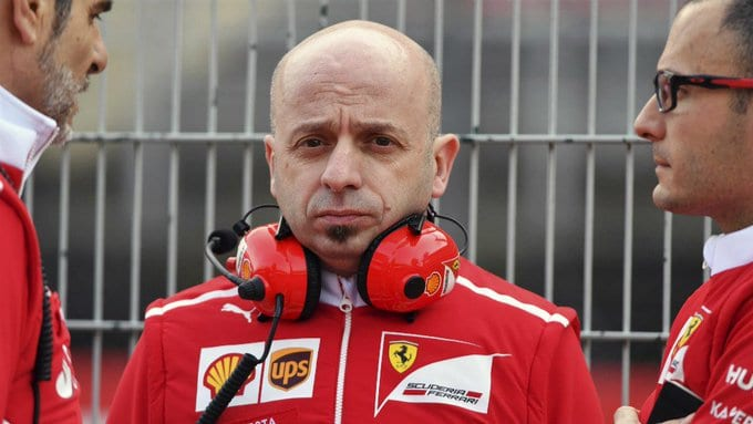 Resta se v listopadu vrátí do Ferrari