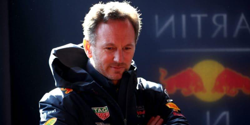 """Horner: """"Klonování"""" aut by mohlo být dobré pro F1"""