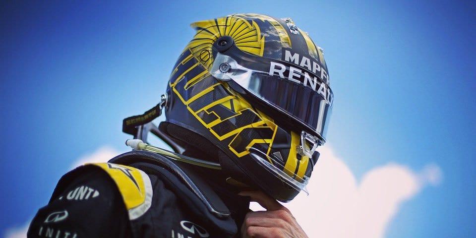 Co říká Nico Hülkenberg na konec v Renaultu?