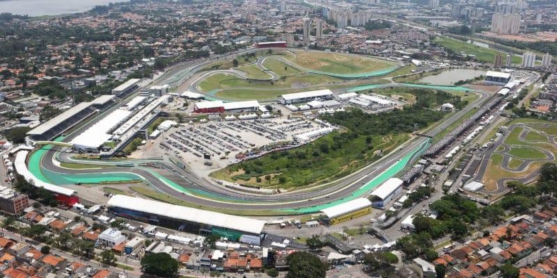 Guvernér São Paula hodlá udržet závod na Interlagosu