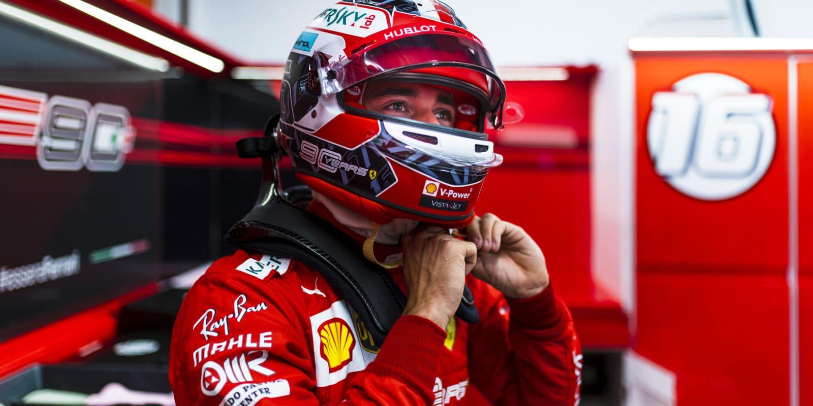 Víkend v Rusku otevřel nejrychleji Leclerc
