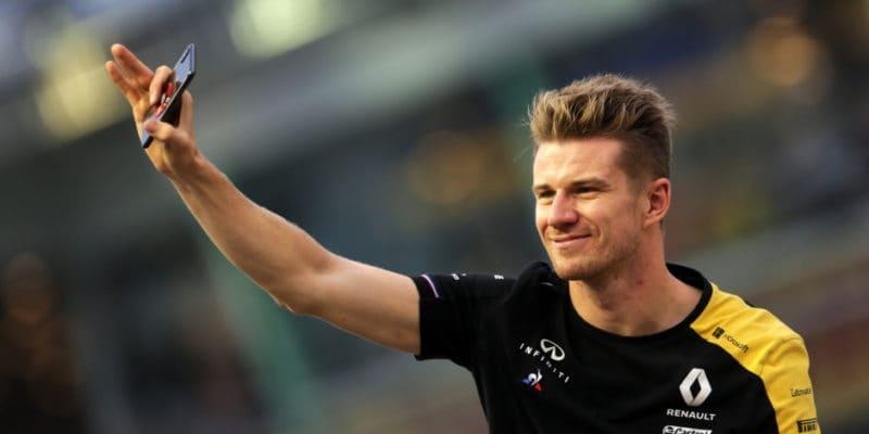 Nico Hülkenberg očekává, že se budoucnost brzy vyřeší