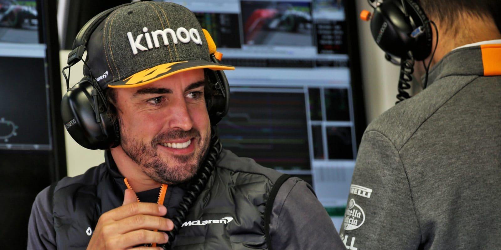Alonso už nadále není ambasadorem McLarenu