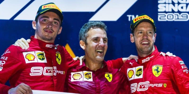 Kde bude závodit Sebastian Vettel příští rok?
