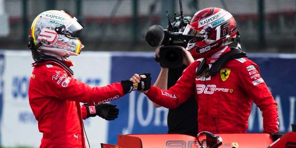 Vettel: spolupráca oboch pilotov je pre nás kľúčová