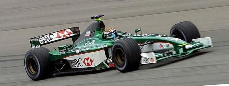 Jaguar R2 Monza 2001