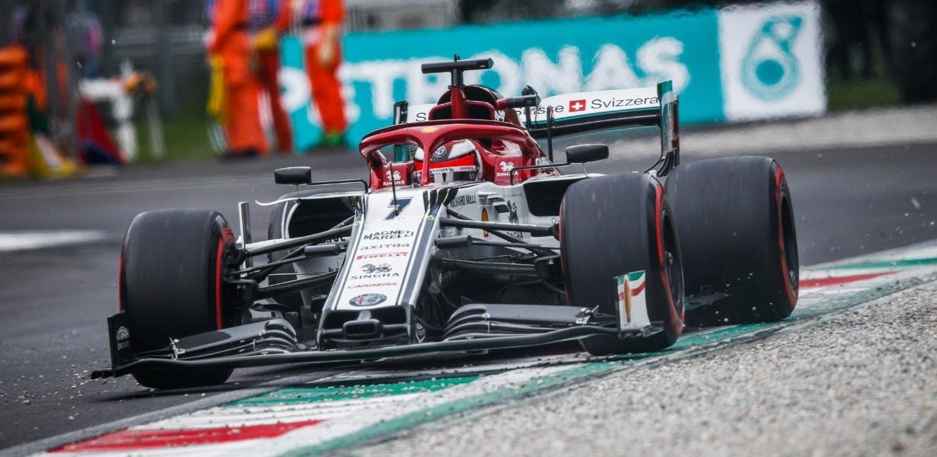 Räikkönen poklesne na štarte o päť miest