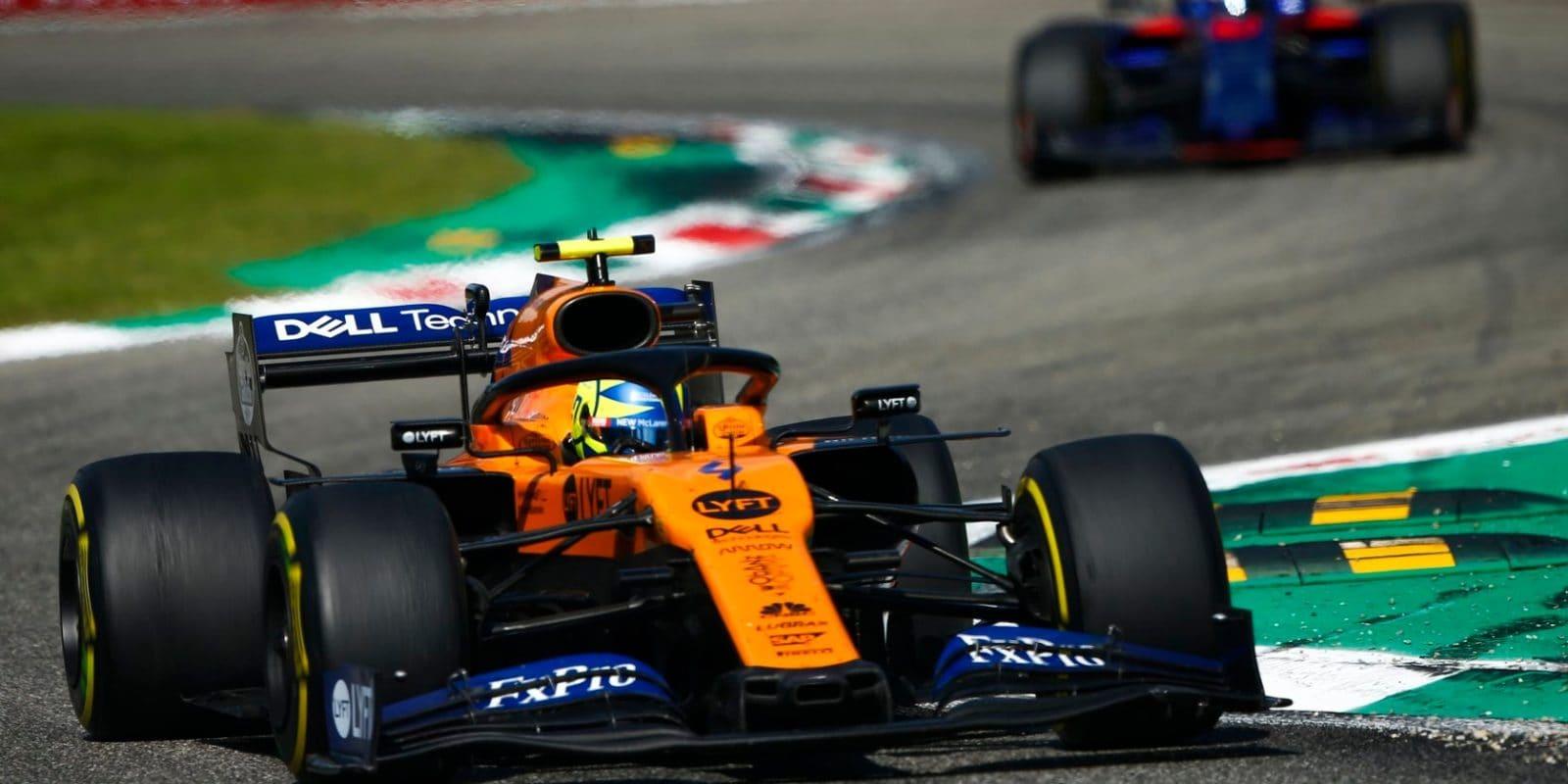 McLaren chce späť formu z prvej polovice sezóny