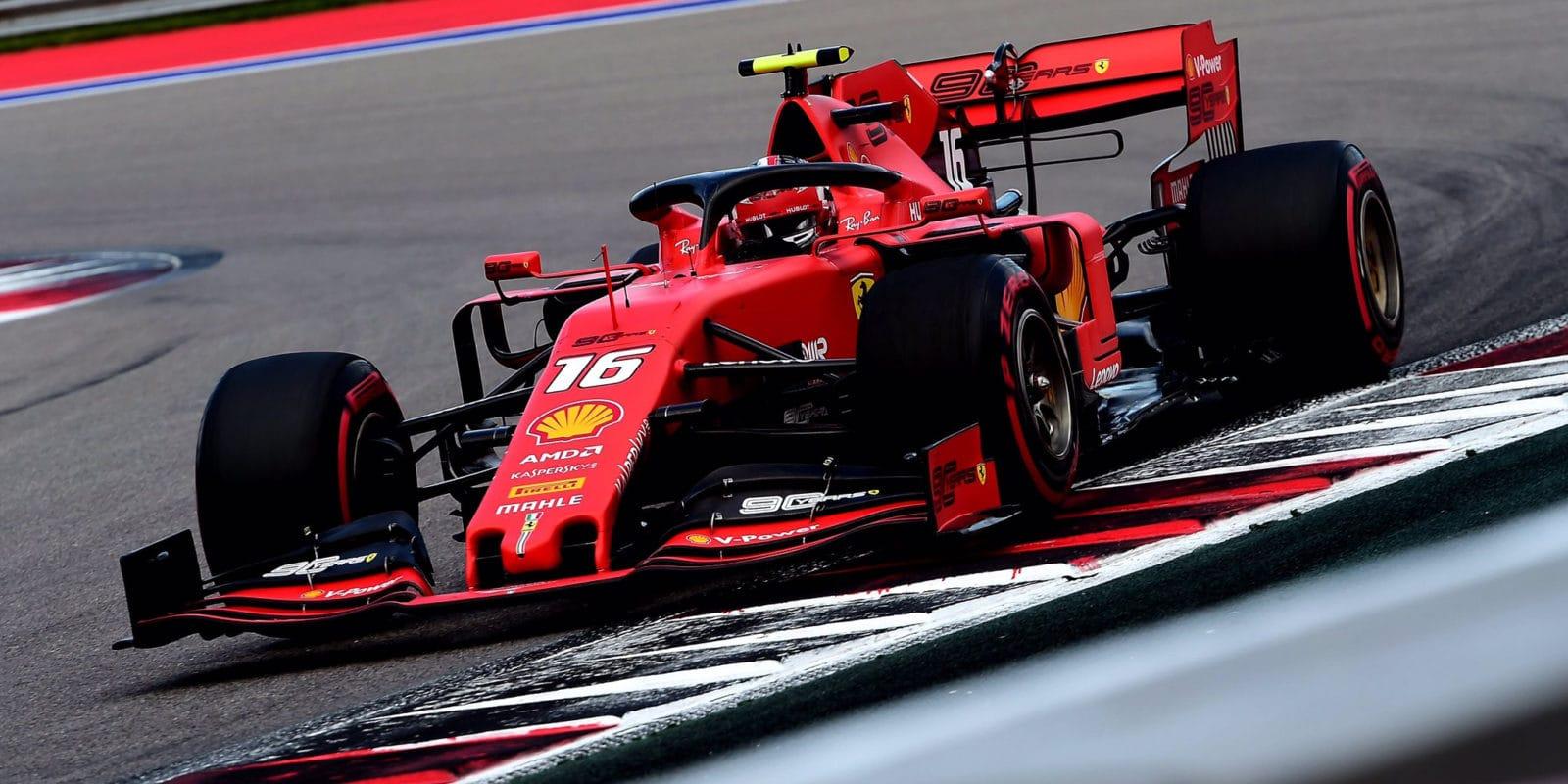 Leclerc: Jsem vinen za nehodu s Verstappenem