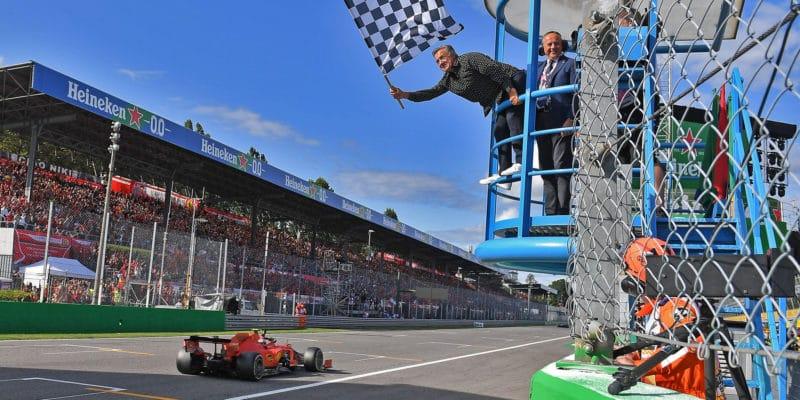Volba pneumatik byla klíčová, říká Mattia Binotto