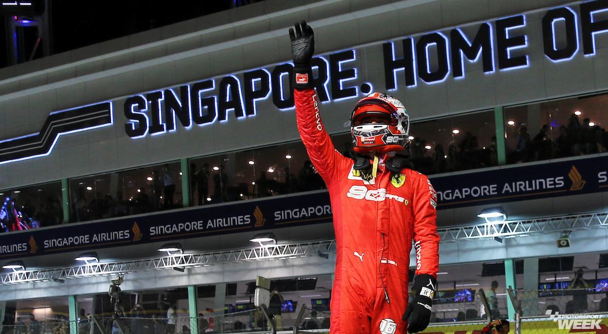 Leclerc by mohl být mistrem světa před Verstappenem, říká Massa