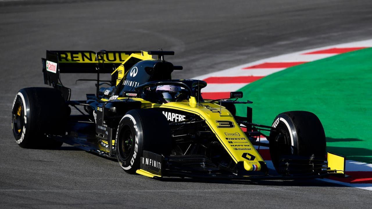 Nezískal jsme body, ale Spa nás posílilo, tvrdí Ricciardo