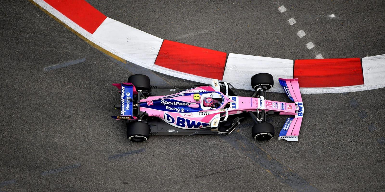 Szafnauer varuje: Vzestup Racing Pointu bude trvat