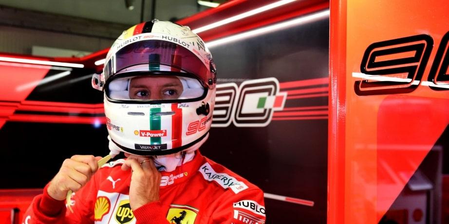 Nemůžu být spokojený s dnešním dnem, říká Vettel