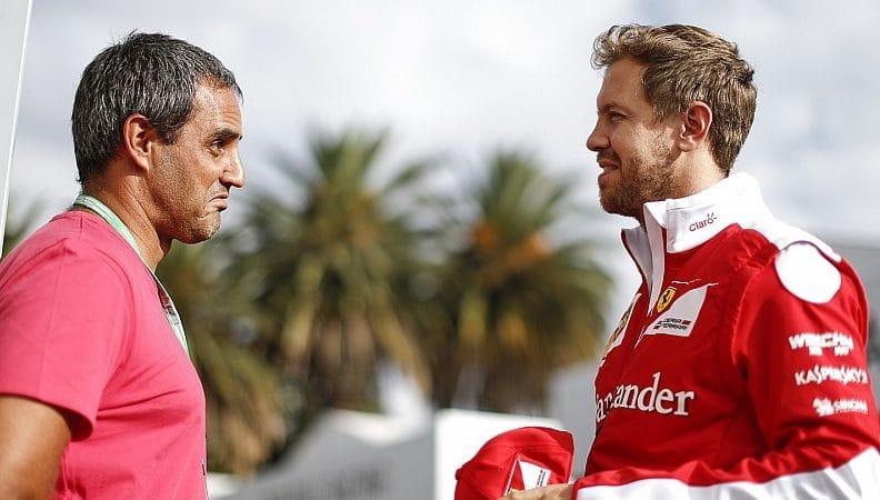 Montoya: Vettelův problém není psychický, ale technický