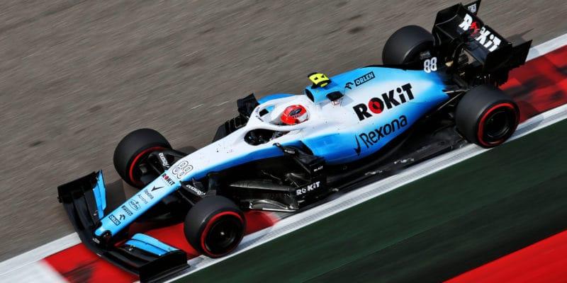 Kubica čekal na nový volant až do Monzy