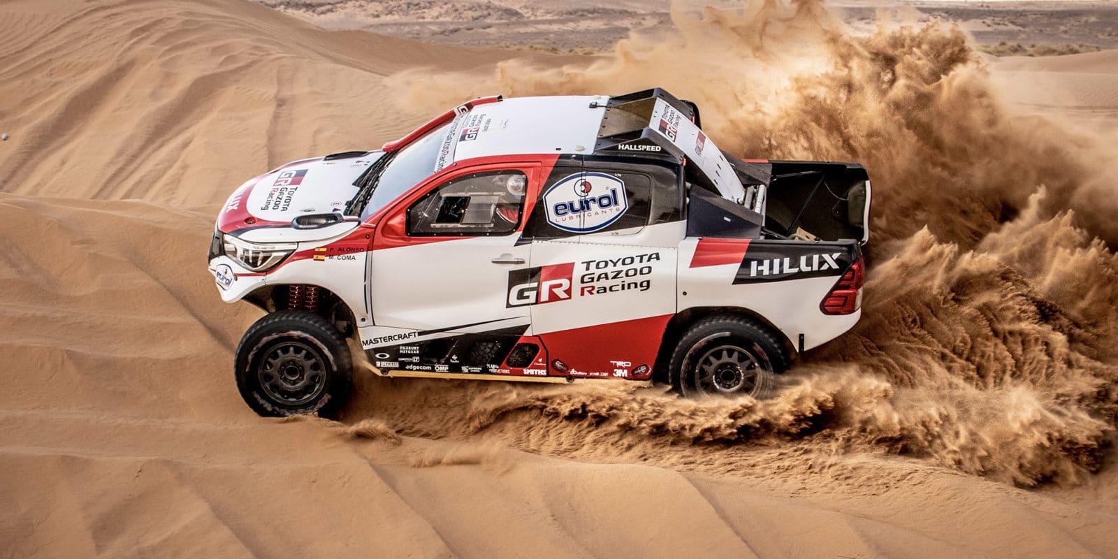 Alonso v Saúdské Arábii obsadil konečné třetí místo