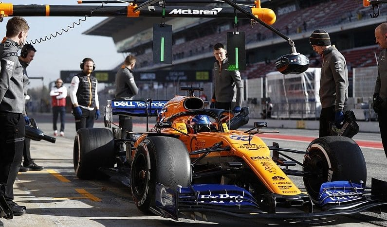 McLaren pokračuje ve vývoji letošního auta