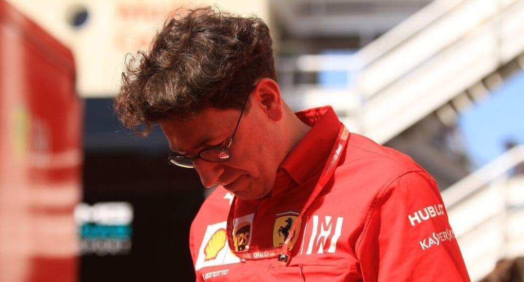 Binotto: Druhé místo není nic pro Ferrari