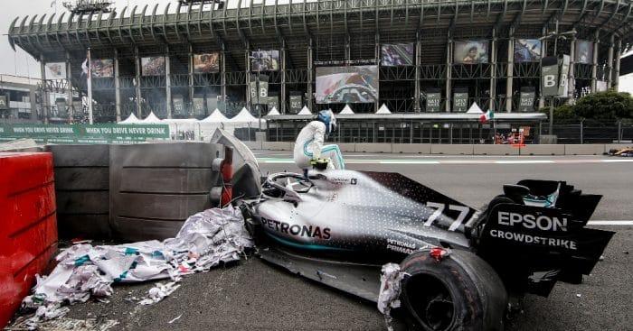 FIA přezkoumá umístění bariéry, která zlobila Bottase