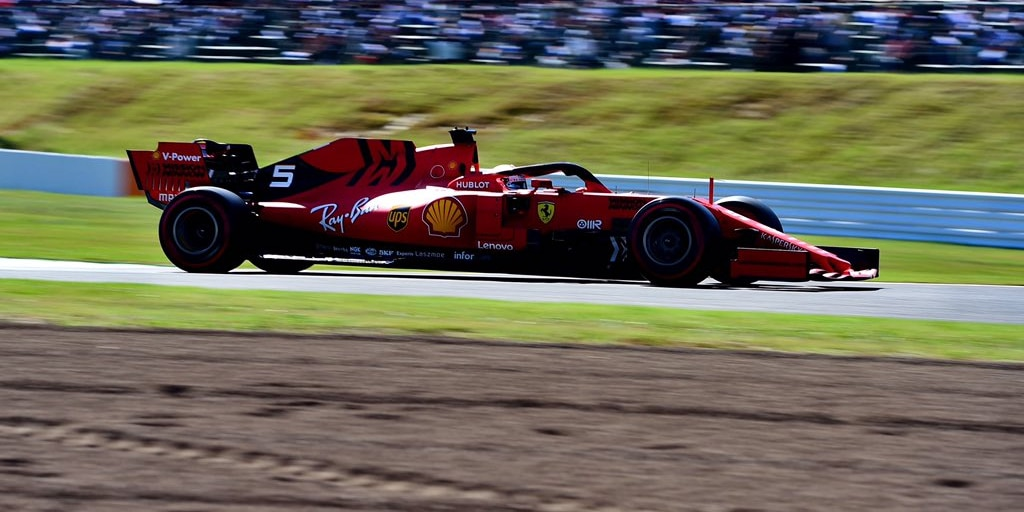 Vettel: Ferrari musí pracovat lépe, ne tvrději